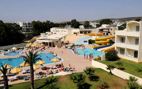 Tunisko - Hammamet na 8 až 9 dní, all inclusive s dopravou letecky z Brna nebo Prahy 100 m od pláže
