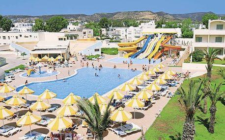 Tunisko - Hammamet na 8 až 9 dní, all inclusive s dopravou letecky z Prahy přímo na pláži