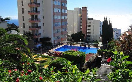Madeira - Funchal na 8 dní, all inclusive, polopenze nebo snídaně s dopravou letecky z Prahy