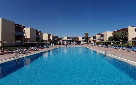 Kanárské ostrovy - Gran Canaria na 8 dní, polopenze s dopravou letecky z Prahy 100 m od pláže