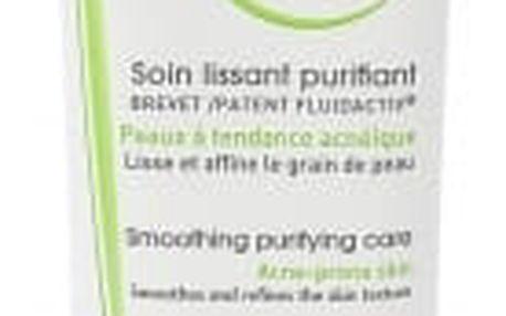 BIODERMA Sébium AKN Smoothing Purifying Care 30 ml denní pleťový krém pro ženy