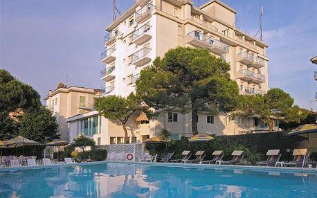 Itálie - Lido di Jesolo na 8 dní, polopenze s dopravou vlastní 100 m od pláže