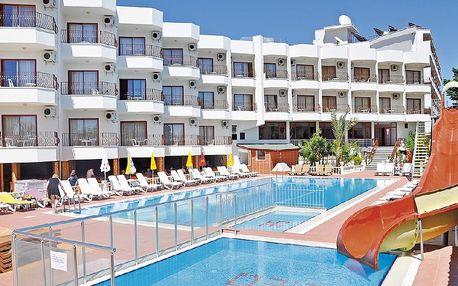 Turecko - Side na 8 až 9 dní, all inclusive s dopravou letecky z Prahy nebo Ostravy 800 m od pláže
