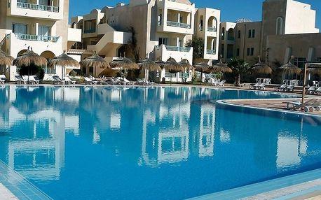 Tunisko - Djerba na 8 až 12 dní, all inclusive s dopravou letecky z Brna nebo Prahy