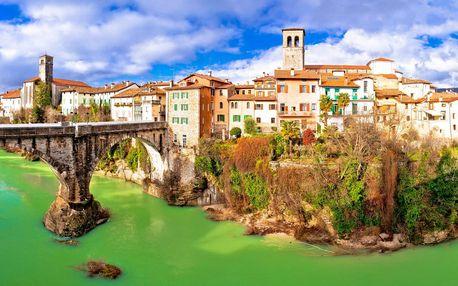 Ochutnávka histórie a krás dvoch krajín - Slovinsko a Taliansko