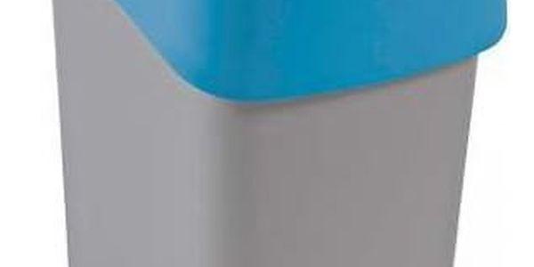 CURVER FLIPBIN 31356 Odpadkový koš 25l - modrý