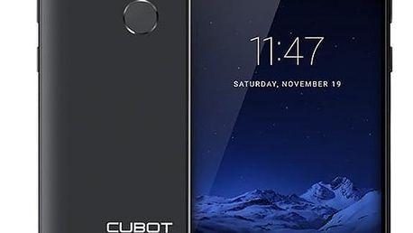 Mobilní telefon CUBOT R9 Dual SIM černý + dárek (PH3513)