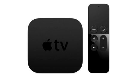 Multimediální centrum Apple TV (4th generation) 32GB černý (mr912cs/a)