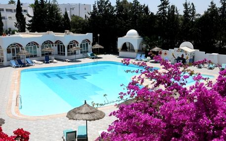 Tunisko - Hammamet na 8 až 12 dní, all inclusive s dopravou letecky z Brna nebo Prahy 200 m od pláže