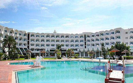 Tunisko - Monastir na 8 až 12 dní, all inclusive s dopravou letecky z Brna nebo Prahy přímo na pláži