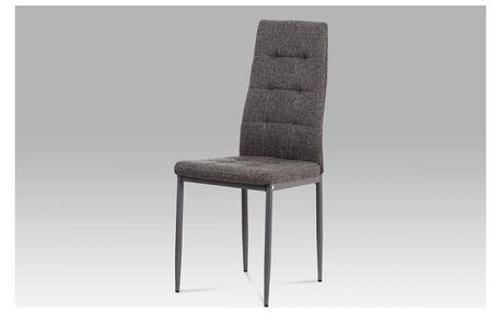 Jídelní židle DCL-397 GREY2 šedá Autronic