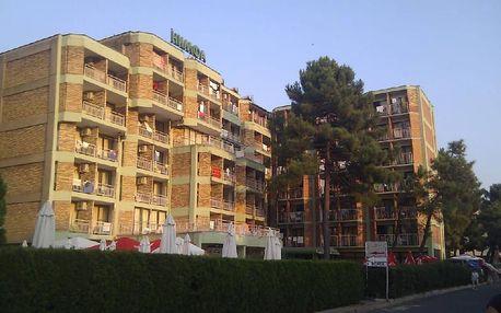 Bulharsko - Slunečné Pobřeží na 11 až 12 dní, polopenze nebo snídaně s dopravou letecky z Prahy 150 m od pláže