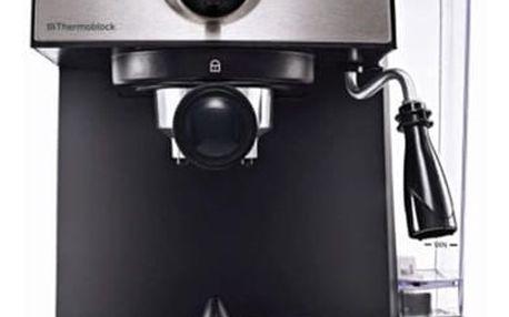 Espresso Electrolux Easypresso EEA111 černé/nerez