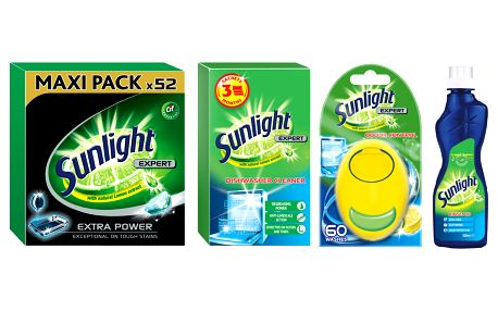 SUNLIGHT Extra Power - start pack (ekonomické, výhodní balení)