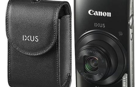 Digitální fotoaparát Canon IXUS 190 + orig.pouzdro černý (1794C011)