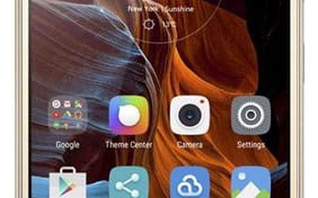 Mobilní telefon Lenovo K5 Plus Dual SIM (PA2R0036CZ) zlatý Software F-Secure SAFE, 3 zařízení / 6 měsíců v hodnotě 979 Kč