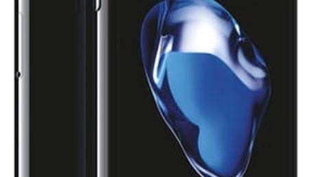 Mobilní telefon Apple iPhone 7 32 GB - Jet Black + dárek (MQTX2CN/A)