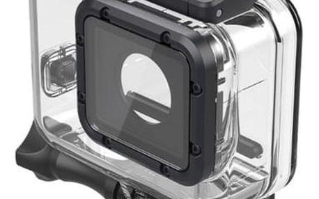 Kryt GoPro pro HERO5 Black/HERO6 Black, podvodní průhledný (AADIV-001)