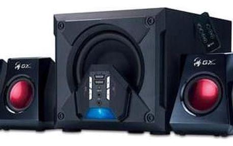 Reproduktory Genius GX Gaming SW-G5.1 3500 černá/červená (31731017100)