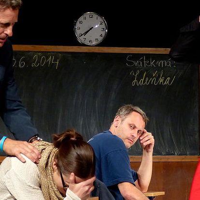 Letní scéna Harfa: Představení Úča musí pryč!