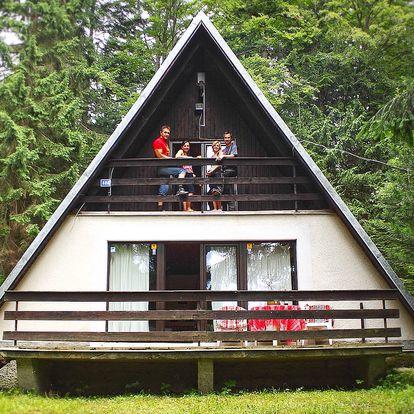 Zažite relax v Nízkych Tatrách na Chate Krpáčovo