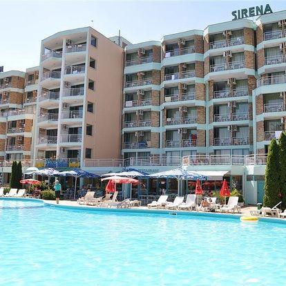 Bulharsko - Slunečné Pobřeží na 8 až 11 dní, polopenze nebo snídaně s dopravou letecky ze Sliače nebo Bratislavy 150 m od pláže