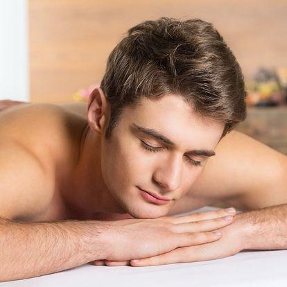 Masáž v délce 30 nebo 60 minut dle vašeho výběru