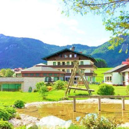 Rakousko luxusně ve 4* hotelu se snídaní