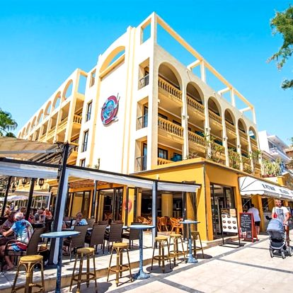 Španělsko - Mallorca na 8 až 15 dní, all inclusive s dopravou letecky z Prahy 10 m od pláže