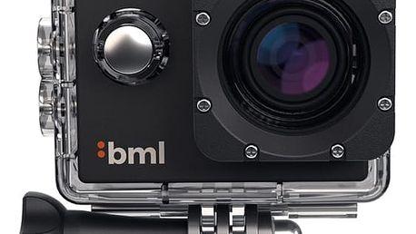 Outdoorová kamera BML cShot1 4K černá
