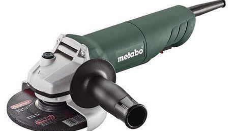 Úhlová bruska Metabo W750-125