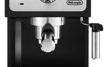 Espresso DeLonghi ECP 33.21 stříbrné