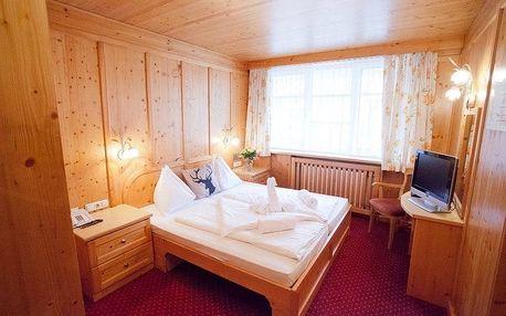 Rakousko - Kaprun / Zell am See na 2 až 3 dny, snídaně s dopravou vlastní