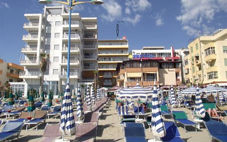 Albánie - Dürres na 8 až 11 dní, polopenze s dopravou letecky z Prahy