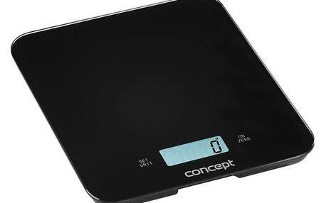 Kuchyňská váha Concept VK5712 černá