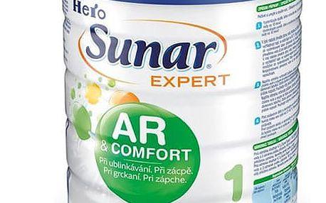 6x SUNAR Expert AR/AC (700 g) – kojenecké mléko
