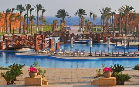 Egypt - Marsa Alam na 8 až 15 dní, all inclusive s dopravou letecky z Prahy nebo Brna přímo na pláži