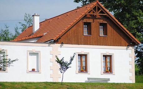 3–7denní pobyt pro 2 se snídaněmi nebo polopenzí v resortu Andělský Dvůr na jihu Čech