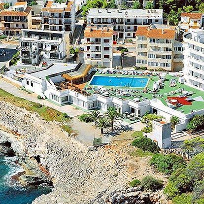 Španělsko - Mallorca na 8 až 12 dní, all inclusive s dopravou letecky z Prahy nebo Brna 700 m od pláže