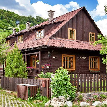 Oddych v útulnom ubytovaní pod Tatrami