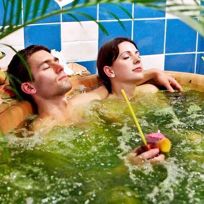 Wellness péče v Rožnovském pivovaru + ubytování