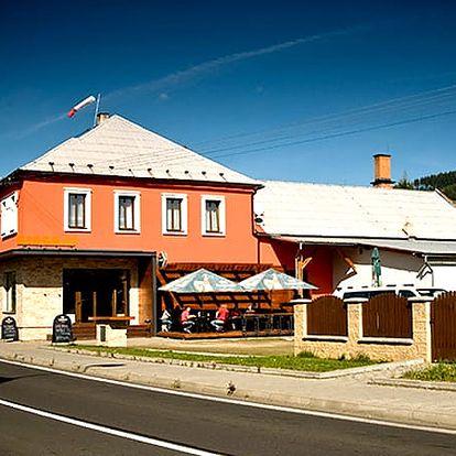 Letní dovolená v Penzionu Biograf v Jeseníkách pro 2 osoby na 3 nebo 4 dny s polopenzí.