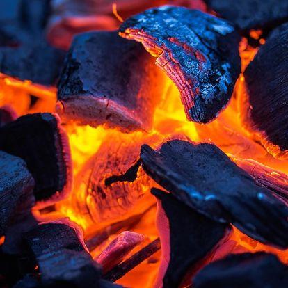 Firewalking – chůze po žhavém uhlí