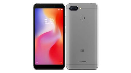 Mobilní telefon Xiaomi Redmi 6 Dual SIM 32 GB šedý (19006)