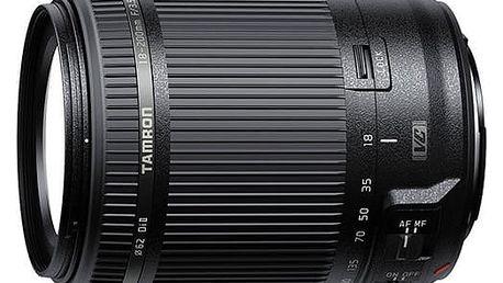 Objektiv Tamron AF 18-200mm F/3.5-6.3 Di II VC pro Canon černý + dárek Filtr Polaroid 62mm (UV MC, CPL, ND9) set 3ks v hodnotě 699 Kč