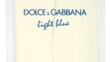 Dolce&Gabbana Light Blue Italian Zest 100 ml toaletní voda pro ženy