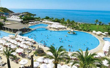 Kypr - Severní Kypr na 8 dní, all inclusive nebo light all inclusive s dopravou letecky z Prahy nebo Brna přímo na pláži
