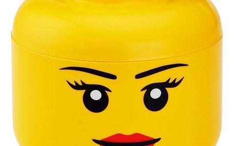 Úložný panáček LEGO® Girl, Ø24,2cm