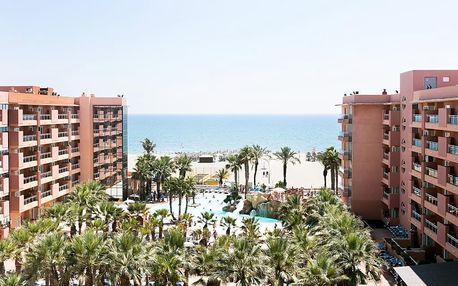 Španělsko - Costa de Almeria na 8 až 11 dní, polopenze s dopravou letecky z Prahy nebo Brna přímo na pláži