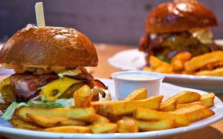 Klasické a prémiové burgery: výběr z 8 druhů